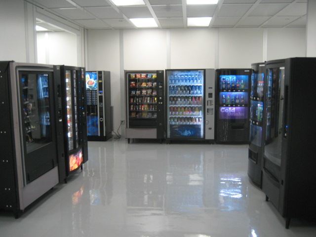 Orange County Vending
