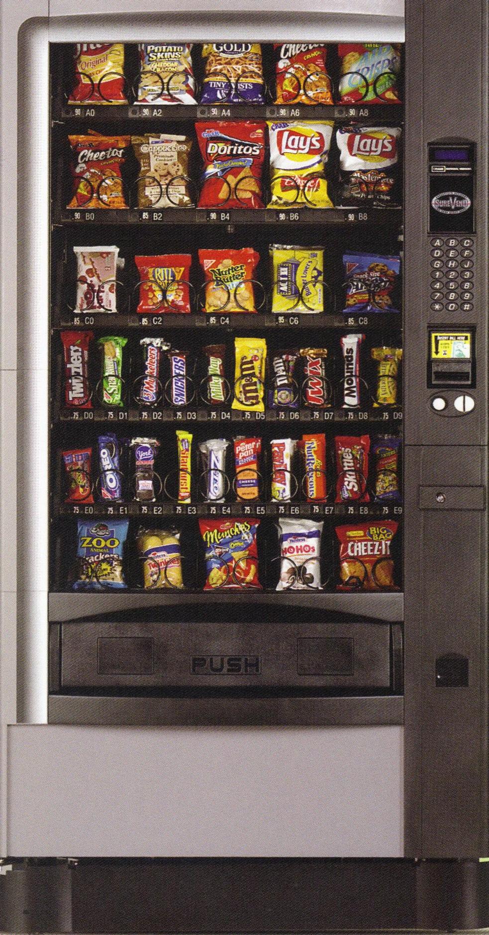 Vending Services